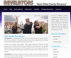 The Revelators Website (therevelators.org)